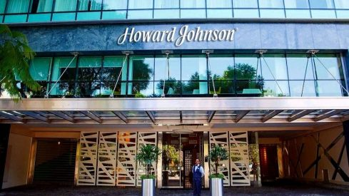 1° Howard Johnson en Lima, Perú