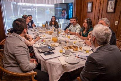 Red Turismo Chile participa en Consejo Consultivo IP CULINARY