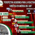 Red Turismo Chile, participará de Conferencia para la reactivación turística en América del Sur