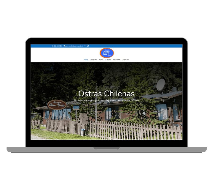 Diseño Web en Turismo Gastronomía