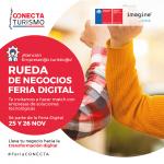 1° Feria digital Conecta Turismo 2020