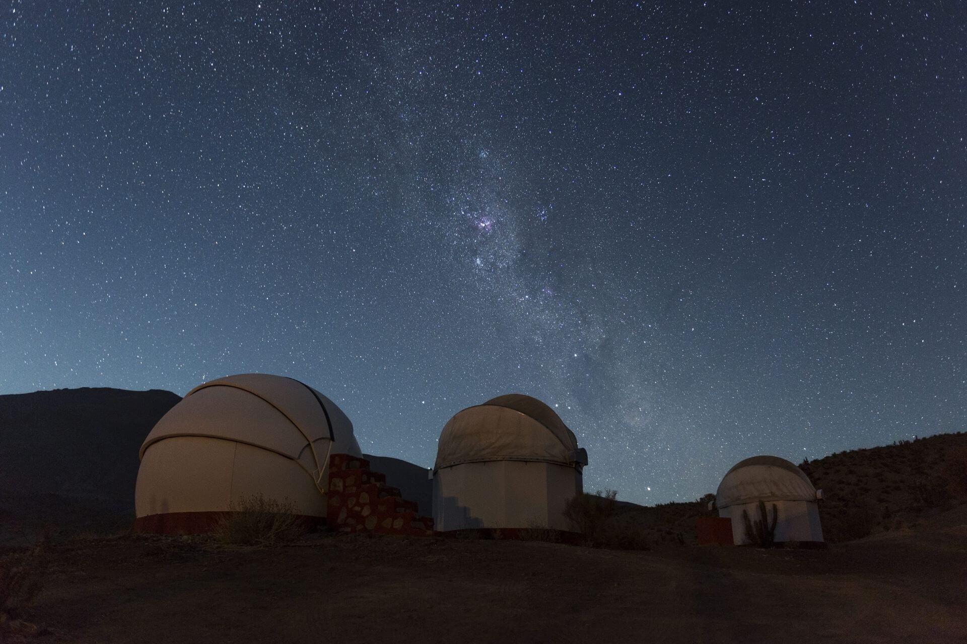 Astroturismo en Chile: Uno de los cielos más despejados del mundo.